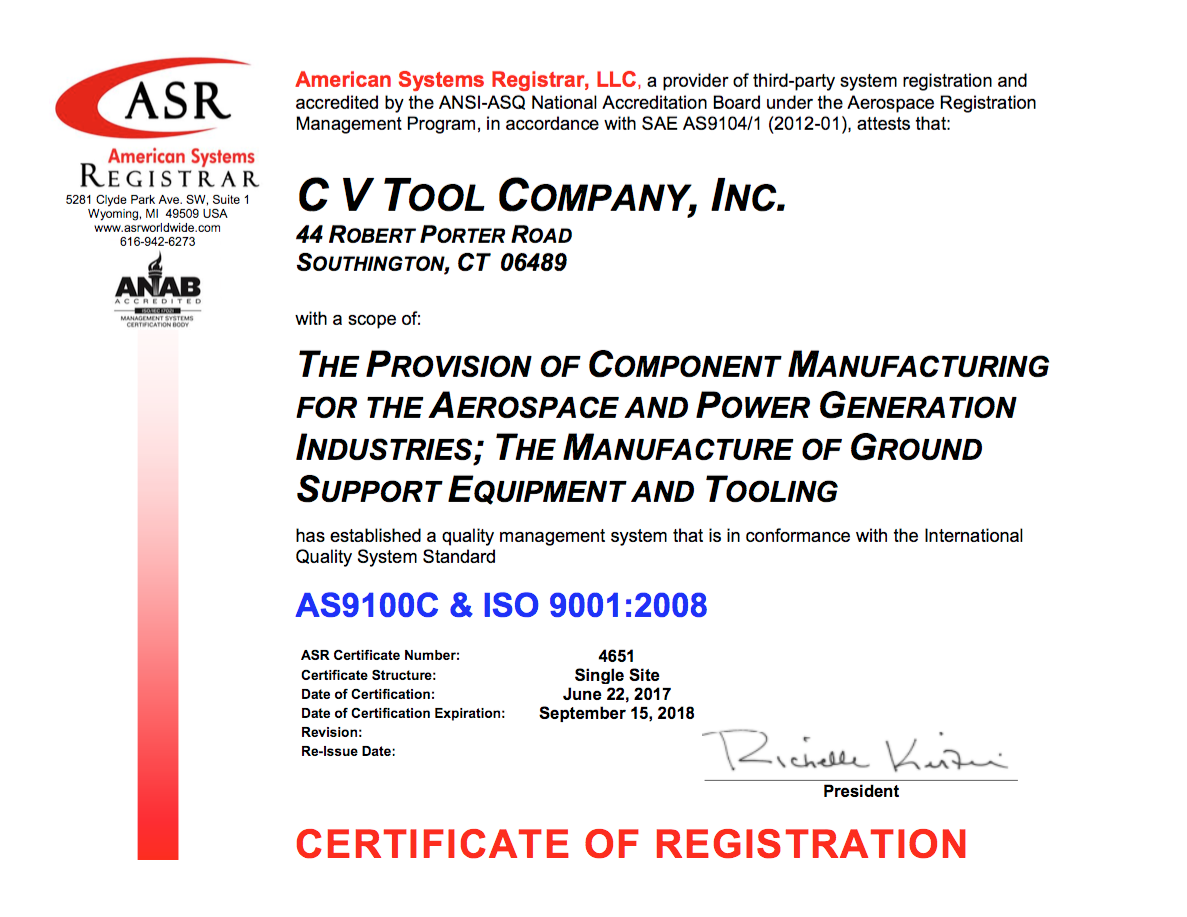 Cv tool company view our certificate xflitez Images